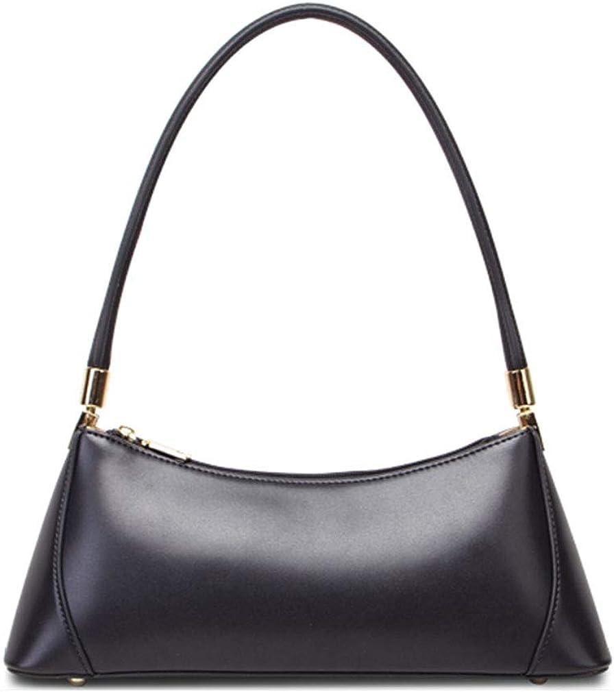 Barabum Retro Classic Hobo Clutch Shoulder Bag with Zipper Closure for Women