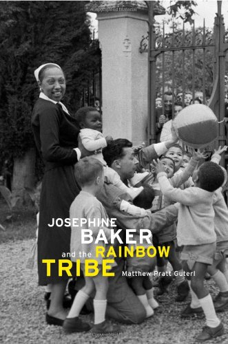 Download Josephine Baker and the Rainbow Tribe pdf