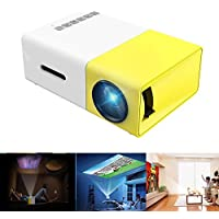 Mini LED Video Projector 1080P - International Version - For Home Media Player Cinema Theater Projector