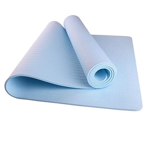 SGLI TPE Antideslizante Estera de Yoga Estera de Fitness ...