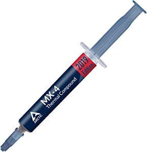 Arctic MX-4 4G 2019 EDITION/ACTCP00002B 2019 Edition Thermal Compound (4.0 g)