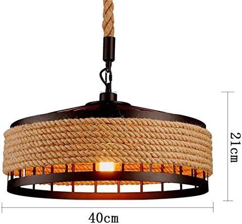 FYH Ventilador del Techo del Restaurante Invisible lámpara de ...