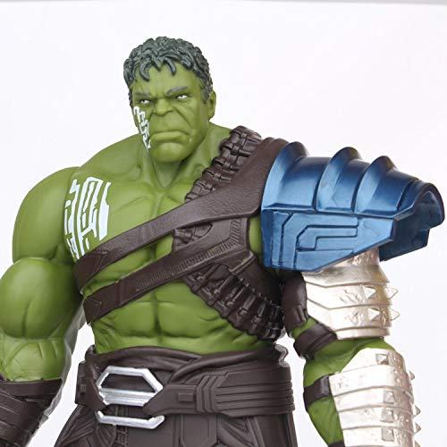 FAWareHouse 14 Inch Incredible Hulk Marvel Avengers Superhero Action Figures- Infinity War Titan Hero Hulk Big Size Toy for Kid, Children- The Avengers Toys- Marvel Toys for Boys Age 5