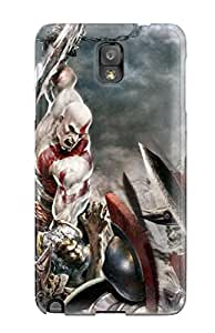 Everett L. Carrasquillo's Shop Pretty Galaxy Note 3 Case Cover/ God Of War 2 New Game Series High Quality Case
