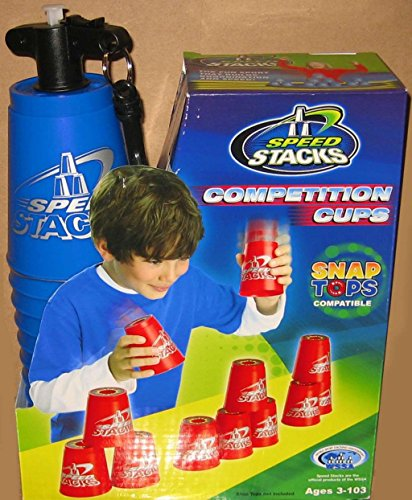 (Speed Stacks: Competition Cups - Blue)