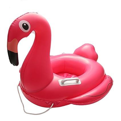 Anillo hinchable de unicornio para natación con flotador de ...