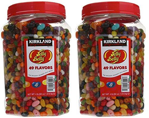 Kirkland Signature, Jelly Belly Jelly Beans 4 lbs DpMgj