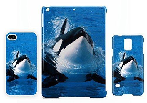 Cute orca killer whale iPhone 7 cellulaire cas coque de téléphone cas, couverture de téléphone portable