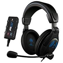 Turtle Beach - Ear Force PX22  - Universal Amplified Gaming Headset- PS3, Xbox 360, PC - FFP [Old Version]