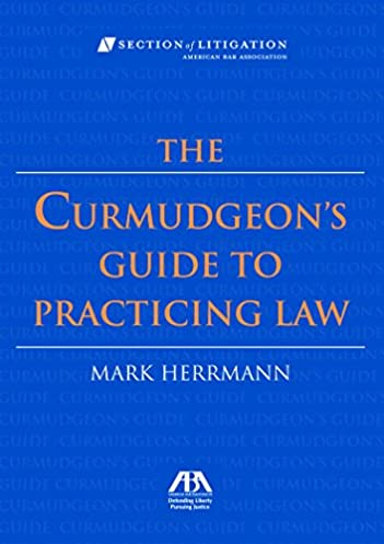 the curmudgeon s guide to practicing law kindle edition by mark rh amazon com Peanut Butter Brownies kindle guide book