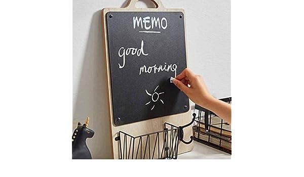 Tablero de Mensajes Creative Home Family Notes Pequeño pizarrón de ...