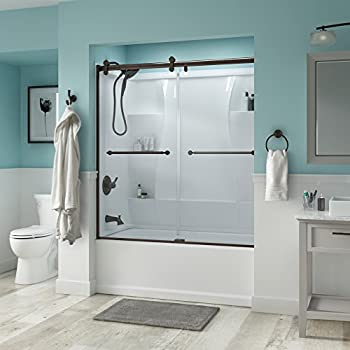 Delta Shower Doors Sd3276666 Linden 60 Quot Semi Frameless