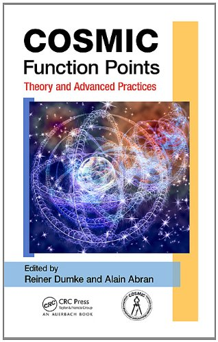 Download COSMIC Function Points: Theory and Advanced Practices Pdf