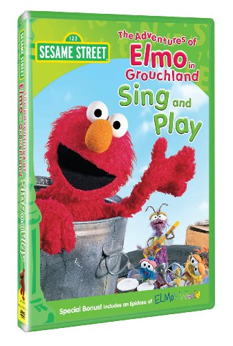 Sesame Street - Elmo in Grouchland (Sing and Play) by GENIUS PRODUCTS INC