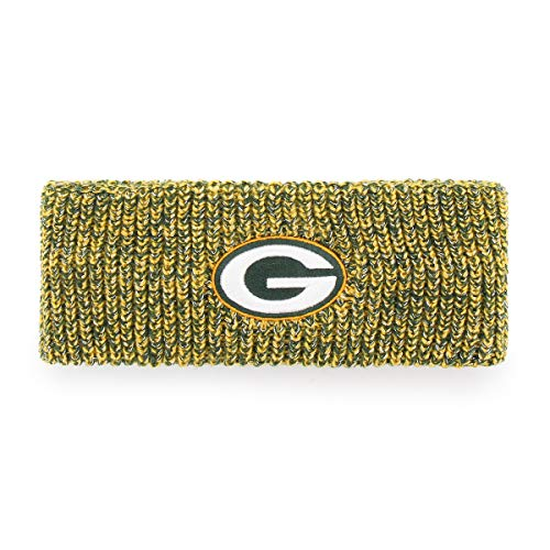NFL Green Bay Packers Women's Brilyn OTS Headband, Dark Green, Women's