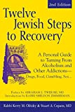 img - for Twelve Jewish Steps to Recovery (2nd Edition): A Personal Guide to Turning From Alcoholism and Other Addictions Drugs, Food, Gambling, Sex. (The Jewsih Lights Twelve Steps Series) book / textbook / text book