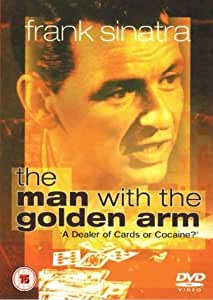 The Man With The Golden Arm [DVD] [1956] by Frank Sinatra