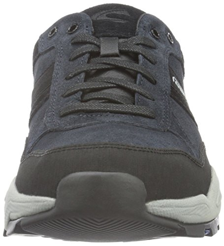 Camel Active Evolution 138.31 - Zapatillas para hombre Azul (midnight/black 02)