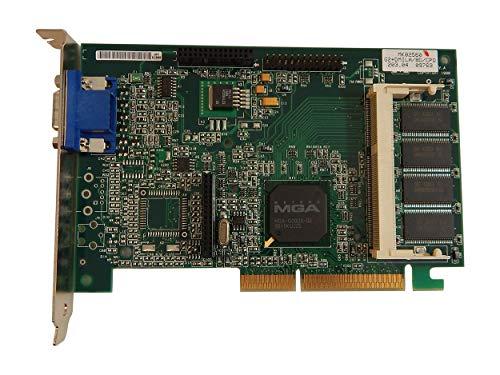 (Compaq 402125-001 8MB 2X AGP video card)