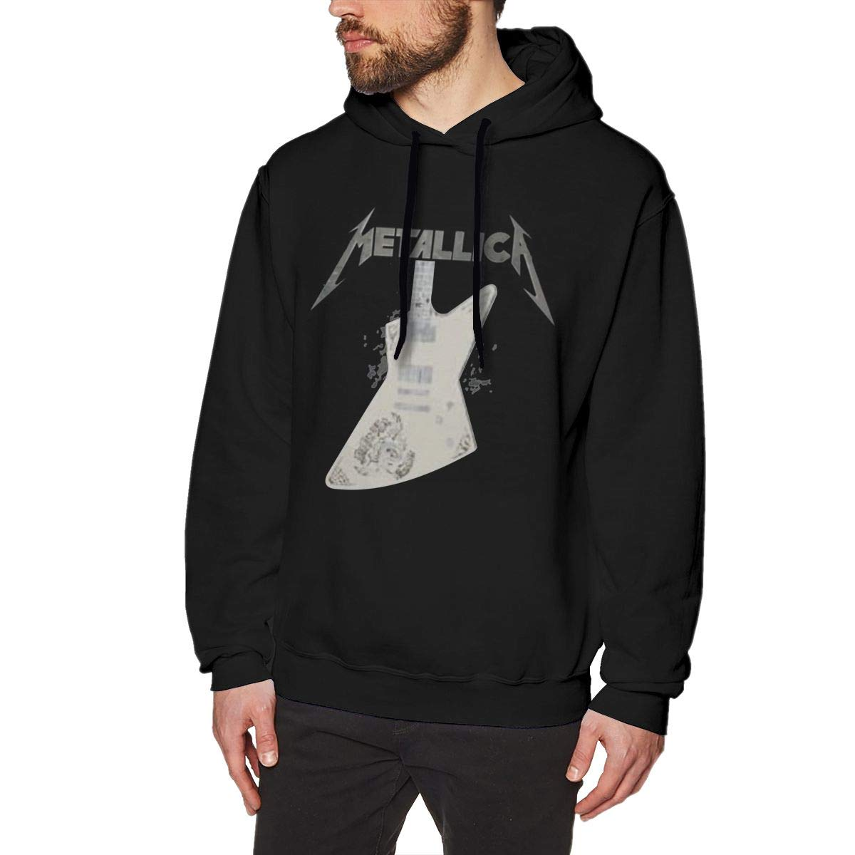 Metallica Heavy Metal Rock Music Hooded S Pullovers Shirts