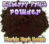 Farm Fresh Bilberry Fruit Powder - All Natural (8 oz - 1/2 lb)