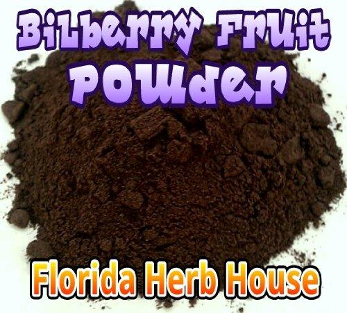 Farm Fresh Bilberry Fruit Powder - All Natural (16 oz - 1 lb)