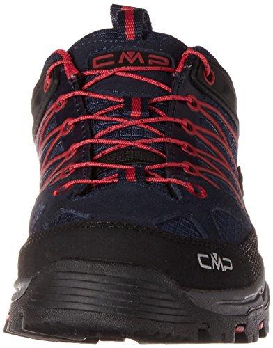 High Black de Rise Rigel CMP Azul Blue Zapatos Senderismo Adulto Unisex SztqzgnW