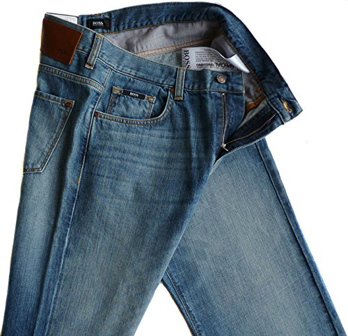 HUGO BOSS Jeans W36/L36 Kansas nelson, 50260631, REGULAR STRAIGHT FIT