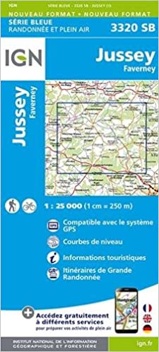 Livres gratuits 3320SB JUSSEY/FAVERNEY pdf ebook