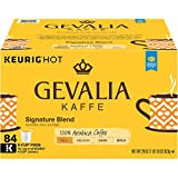 gevalia mild k cups - GEVALIA Signature Blend Coffee, Mild, K-CUP Pods, 84 Count