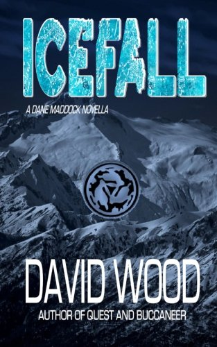 """Icefall - A Dane Maddock Adventure"" av David Wood"