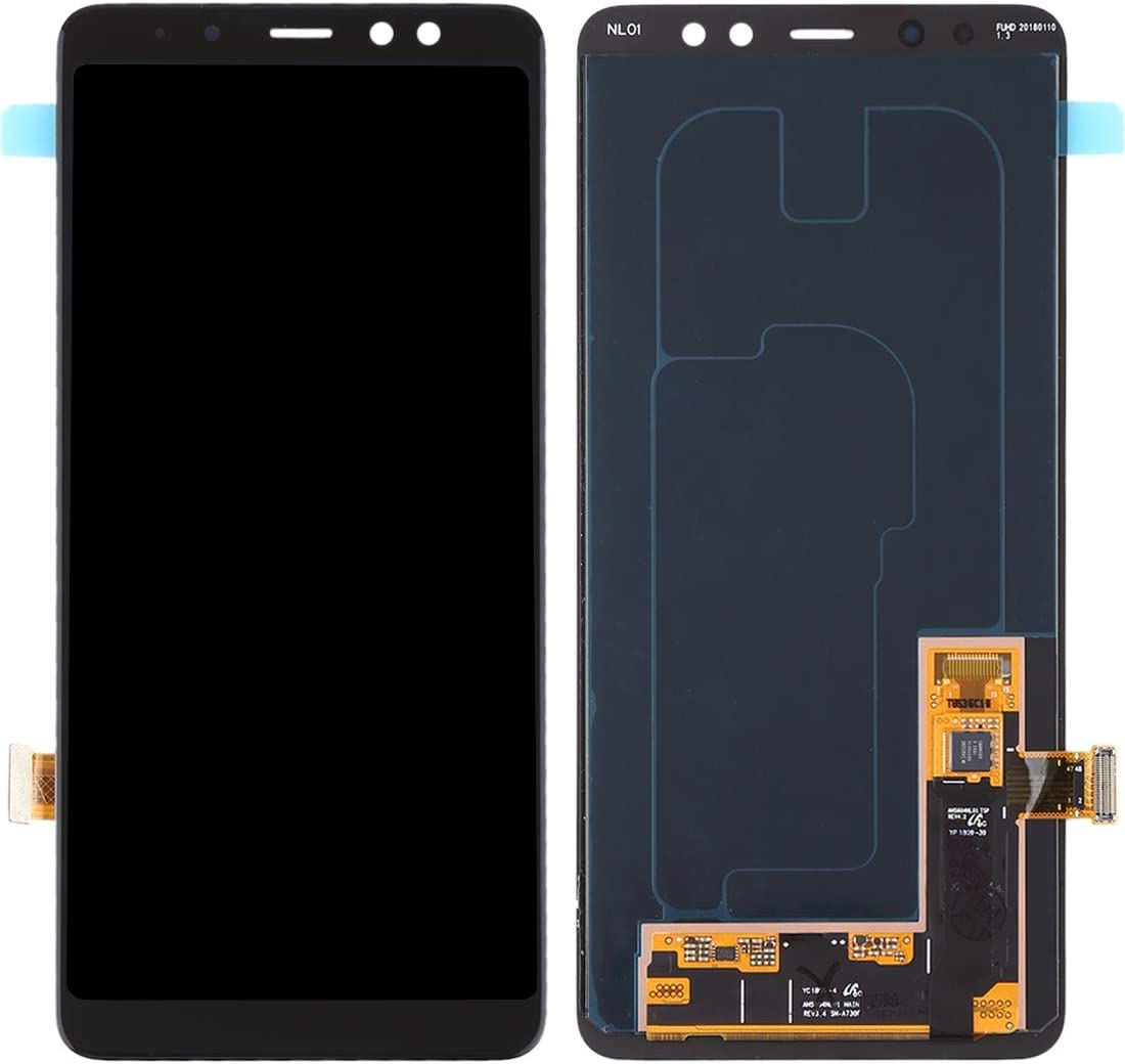 // A730 // A7 Color : Black Black 2018 2018 LIYUNSHU LCD Screen and Digitizer Full Assembly for Galaxy A8+