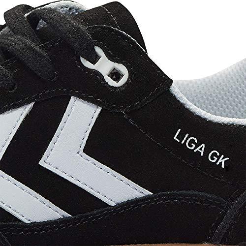 GK Hummel Sneaker 60089 Herren Black Liga aOtf7q