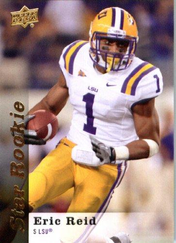 2013 Upper Deck Football Rookie Card #81 Eric Reid MINT