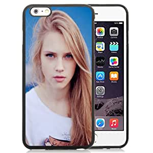 New Fashion Custom Designed Skin Case For iPhone 6 Plus 5.5 Inch With Neda Marcinkonyte Phone Case Cover