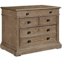 Stanley Furniture Wethersfield Estate Lateral File in Brimfield Oak