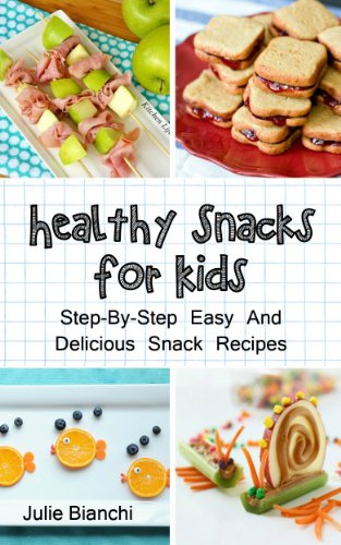 Healthy Snacks For Kids Step By Easy And Delicious Snack Recipes