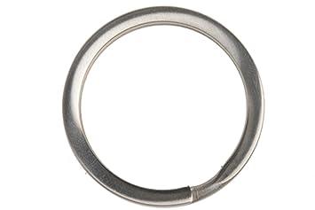 RockBros titanio Ti-Llavero talla Llavero anillas, diseño en ...