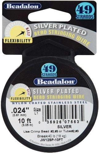 Stringing Wire 49-Strand .024(.61mm) Diameter - Wire 49 Stringing