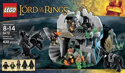 Lego The Lord Of The Rings Hobbit Attack On Weathertop 9472 by LEGO