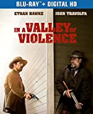 In a Valley of Violence [Blu-ray]
