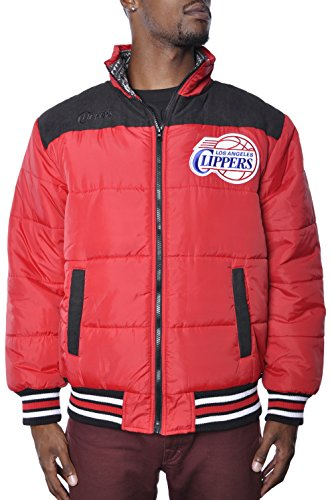 Los Angeles Clippers Griffin Paul Winter Puffy Jacket Large