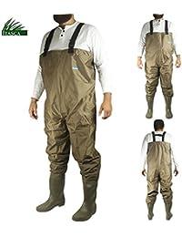 Men's Laminated PVC Chest Wader Rain Boot
