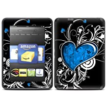 "Kindle Fire HD (fits 7"" only) Skin Kit/Decal - Your Heart"