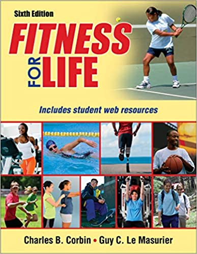 Fitness For Life Includes Student Web Resources Charles B