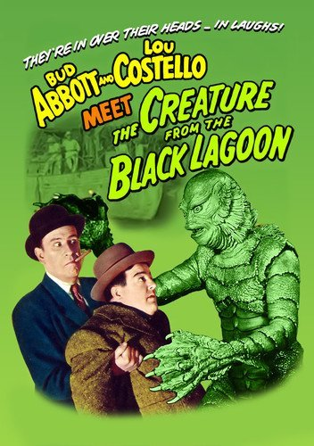 Bud Abbott & Lou Costello Meet the Creature From the Black Lagoon - This is not a full length movie]()