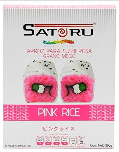 Pink Rice - 5