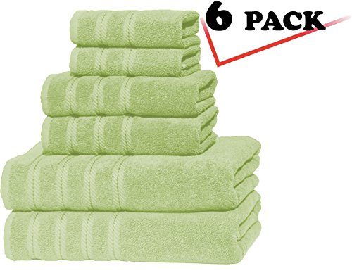premium-luxury-hotel-spa-6-piece-towel-set-turkish-cotton-for-maximum-softness-and-absorbency-by-ame