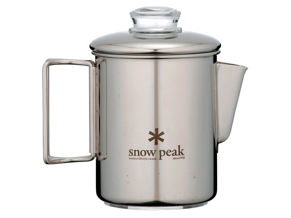 Snow Peak Ultra Heavy Duty Percolator Snow Peak USA PR-006