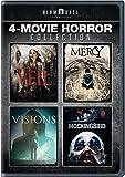 DVD : Blumhouse 4-Movie Horror Collection  (The Veil / Mercy / Visions / Mockingbird)